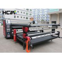 Quality New type automatic sublimation rotary heat press machine for garment sublimation roll heat press for sale for sale