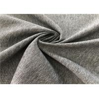 Quality 57/58'' Outdoor Water Resistant Fabric Durable Contain Modified Polyester Fiber for sale
