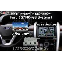 Quality Ford Bluetooth Reversing Camera Interface For 360 Degree Camera , Android Navigation for sale