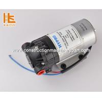 Buy cheap Volvo Road Roller Parts HYPRO 24V Water Pump High Efficience product