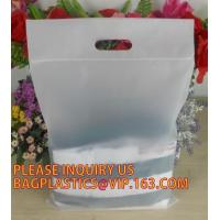 Buy cheap Jewelry Necklace Bracelet Packaging Bag Clear Bracelet Pp Zipper Bag With Header from wholesalers