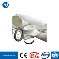 Buy cheap Non-Woven Needle Felt Polyester Dust Filter Bag for Air Collector from wholesalers