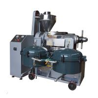 Quality Time Saving Screw Oil Press Machine Durable High Wear Resistance for sale