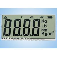 20 Metal PINs Twisted Nematic Display For Electronic Scale ISO14001 Approved
