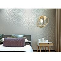 China Custom Retro Vintage Wallpaper for Room Decor / Luxury Non Woven Wallcovering on sale