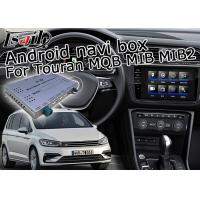Quality 8 / 9.2 Inches GPS Navigation Box Waze Yandex For Lsailt Volkswagen Touran for sale