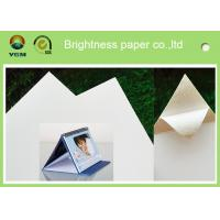 Quality 100% Virgin Wood Pulp Glossy Printing Paper White Art Cardboard Eco Friendly for sale