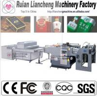 Quality 2014 New flat bed screen printing machine for sale