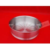 Quality Stainless steel steam drawer,boiling drawer,thickness 1.0mm with cast iron handle for sale