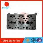 Quality Kubota D750 cylinder head 15371-03040 16873-03042 16689-03049 B5000/B5200/B7100 for sale