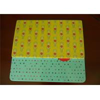 Quality Durable Melamine Square Dinner Plates , Childrens Melamine Plates For Serving Fruit for sale