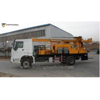 China Full Hydraulic Crawler Core Drill Rig for Mineral Surface Coring on sale