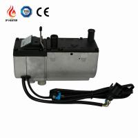 Quality Liquid Heater 24Volt 5KW Truck Coolant Marine Diesel Heater Water Pump Outside for sale
