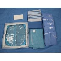 Quality C - Section Nonwoven Disposable Surgical Packs Class II EO Sterilization for sale