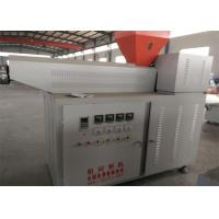 Quality High Speed PP PE Raw Material Plastic Extrusion Machine With Frequency Control for sale