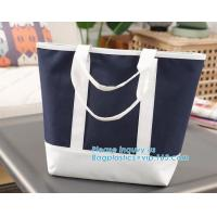 China High Quality Promotional online shopping cotton bag blank cheap coated cotton canvas bag,yoga bag with large pocket on b on sale
