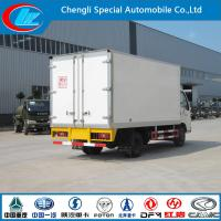 Buy cheap Foton Mini 4X2 Refrigerated Van from wholesalers