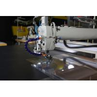Buy cheap Small Rotary Hook CNC Sewing Machine Automatic Pine Line Non Oil Structure product