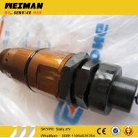 Quality original hydraulic safety valve 12C0017, liugong spare parts  for liugong wheel loader for sale