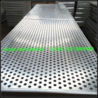 Quality Architectural aluminum perforated facade/Anodizing perforated aluminum facade for sale