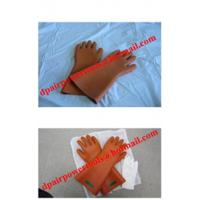 Quality 12KV Insulated Gloves,insulation glove,rubber-insulation gloves for sale