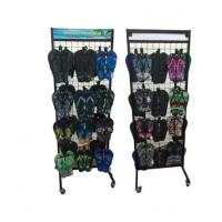 China Portable Boutique Store Fixtures , Sandal Display Rack OEM / ODM Available on sale