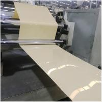 Quality 0.8mm white polypropylene sheet high quality PP plastic sheet roll with SGS certification for sale