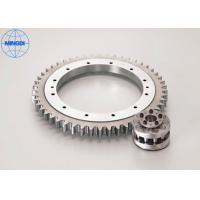 Quality Casting Steel Ring And Pinion Gear Sets With Modulus 1 - 60mm / Involute Spur Gear for sale