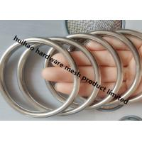 China 4 x 40mm Stainless Steel Lacing Ring with Lacing Wire Fixing Insulation Blankets on sale