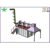 Quality Heat Release Rate Fire Testing Equipment In Full Scale Room Corner Test 6 Kw 380v for sale