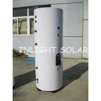 Quality Home Use Sun Heated Water Tank , 500L Solar Water Heater Storage Tank for sale