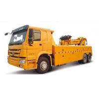 Buy cheap Durable 100KN Safe Wrecker Tow Truck , Breakdown Recovery Truck For Highway / from wholesalers