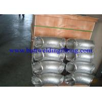 Quality A403WP321 304L 316L Stainless Steel Tube Fittings SUS304 , UNS S30400 / 1.4301 for sale