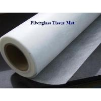 China Fiberglass Tissue Mat for Wall Covering on sale