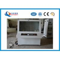 Buy Stainless Steel Electrical Resistivity Test Equipment For Solid Insulation Materials at wholesale prices