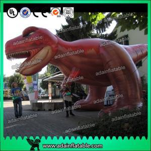 Quality Jurassic Park Event Giant Inflatable Dinosaur Custom for sale