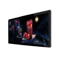 49 Inch Wall Mounted Android Touch Screen / Indoor Led Video Wall Display