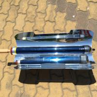 China borosilicate glass tube solar cooker on sale