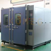 Quality Water cooled Modular Walk-In chambers / Constant Walk-in Climate Test Chamber for sale