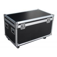 Quality Carrying Equipment Aluminium Flight Case With Wheels for sale