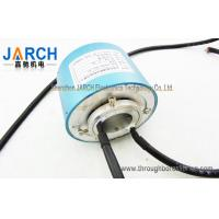 Buy cheap IP54 Thermocouple Slip Ring / Electrical Slip Ring Connectors , 500RPM Max Speed from wholesalers