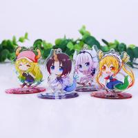 Quality Custom Acrylic Countertop Display Case Standee Anime Figure Printed Acrylic Keychain for sale