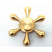 Buy cheap CNC Machine Process Copper Stainless Steel Hardware Gyroscope Excellent Chroming from wholesalers