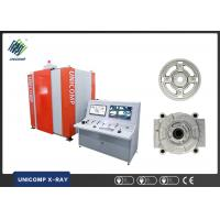 UNC450 Ductile Iron NDT X Ray Equipment Low Breakdown For Aluminum Casting