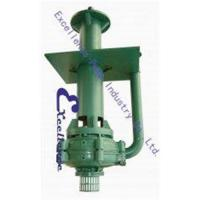 Buy cheap EVHM-6SV vertical abrasion resistant sump pumps systems product