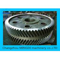 Quality 10kg ~ 200kg Large Double Helical Gear For Industry / Steel Bevel Gears for sale