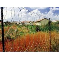 BTO-28 BTO-30 Zinc Plated High Tensile Barbed Wire ,  Wire Barrier Fencing