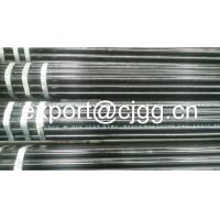 Buy cheap Din1629 ST52 Cold Drawn Seamless Tube , Chemical Plant Round Steel Tubing product