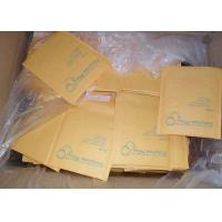 Quality Customized Brown  Kraft Bubble Mailer Bag For Transportation for sale