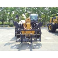 Buy cheap Industrial Construction Telescopic Forklift Truck Forward Reach 12.6m , High Reliability from wholesalers